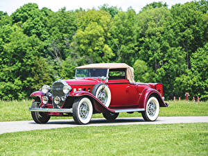 Pictures Buick Antique Coupe Red 1932 Series 90 Convertible Coupe automobile