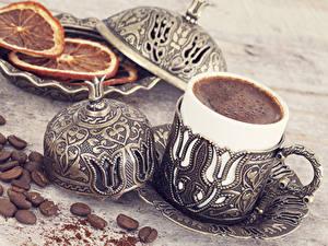 Bilder Kaffee Tasse Design Getreide