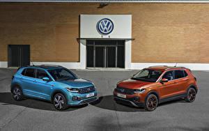 Images Volkswagen 2 Metallic 2019 T-Cross