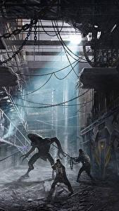 Bilder Monsters Mann Battle for Sularia