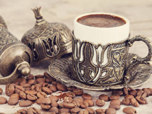 Fotos Kaffee Tasse Getreide Untertasse Lebensmittel