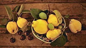 Wallpapers Chestnut Pears Leaf Cidonia oblonga