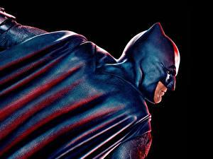 Hintergrundbilder Justice League 2017 Batman Held Ben Affleck Umhang Schwarzer Hintergrund Film