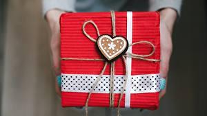 Photo Valentine's Day Gifts Box Heart