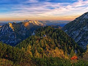 Hintergrundbilder Österreich Berg Wald Landschaftsfotografie Alpen Gmunden