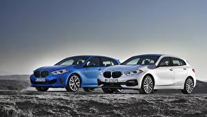 Hintergrundbilder BMW 2 2019 1 Series Autos