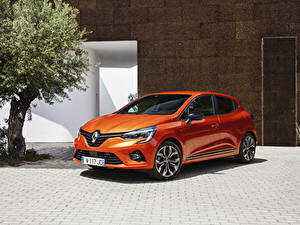 Fotos Renault Orange 2019 Clio Worldwide Autos