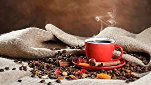 Hintergrundbilder Kaffee Zimt Tasse Getreide Dampf Lebensmittel