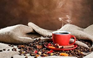 Images Coffee Cinnamon Cup Grain Vapor