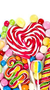 Hintergrundbilder Süßware Bonbon Dauerlutscher Viel Weißer hintergrund
