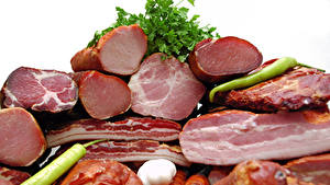 Hintergrundbilder Fleischwaren Schinken
