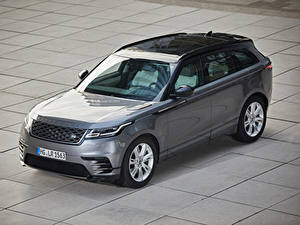 Fotos Land Rover Softroader Grau Metallisch 2018-20 Velar R-Dynamic P300 SE Worldwide Autos