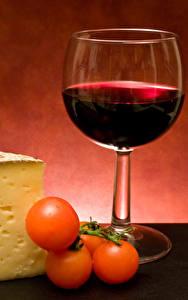 Hintergrundbilder Wein Käse Tomate Weinglas