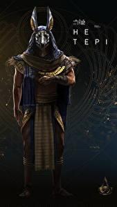 Hintergrundbilder Assassin's Creed Origins Hetepi