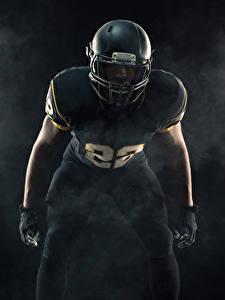 Hintergrundbilder American Football Mann Uniform Helm sportliches