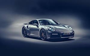 Hintergrundbilder Porsche Graue 2020 911 Turbo S Worldwide auto