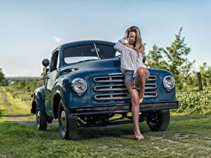 Image Trucks Legs Beautiful Studebaker Girls Cars