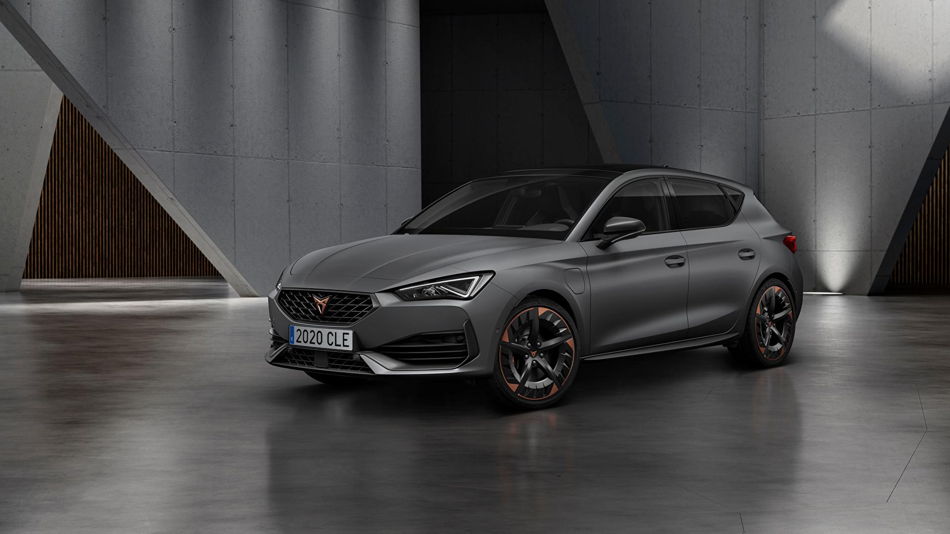 Bilder von Seat Cupra Leon eHybrid, Worldwide, 2020 graues automobil 1920x1080 Grau graue auto Autos
