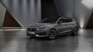 Pictures Seat Gray Cupra Leon eHybrid, Worldwide, 2020