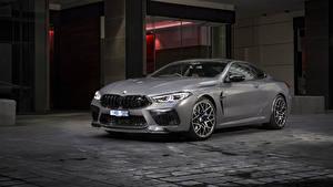 Fondos de escritorio BMW Coupe Gris  automóviles