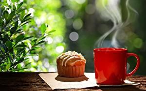 Bilder Muffin Keks Tasse Dampf