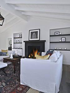 Bilder Innenarchitektur Design Wohnzimmer Couch Teppich Kamin