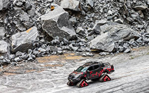 Hintergrundbilder Mitsubishi Fahrzeugtuning Pick-up 2018 L200 Triton Survivor