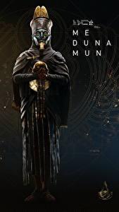 Hintergrundbilder Assassin's Creed Origins Medunamun