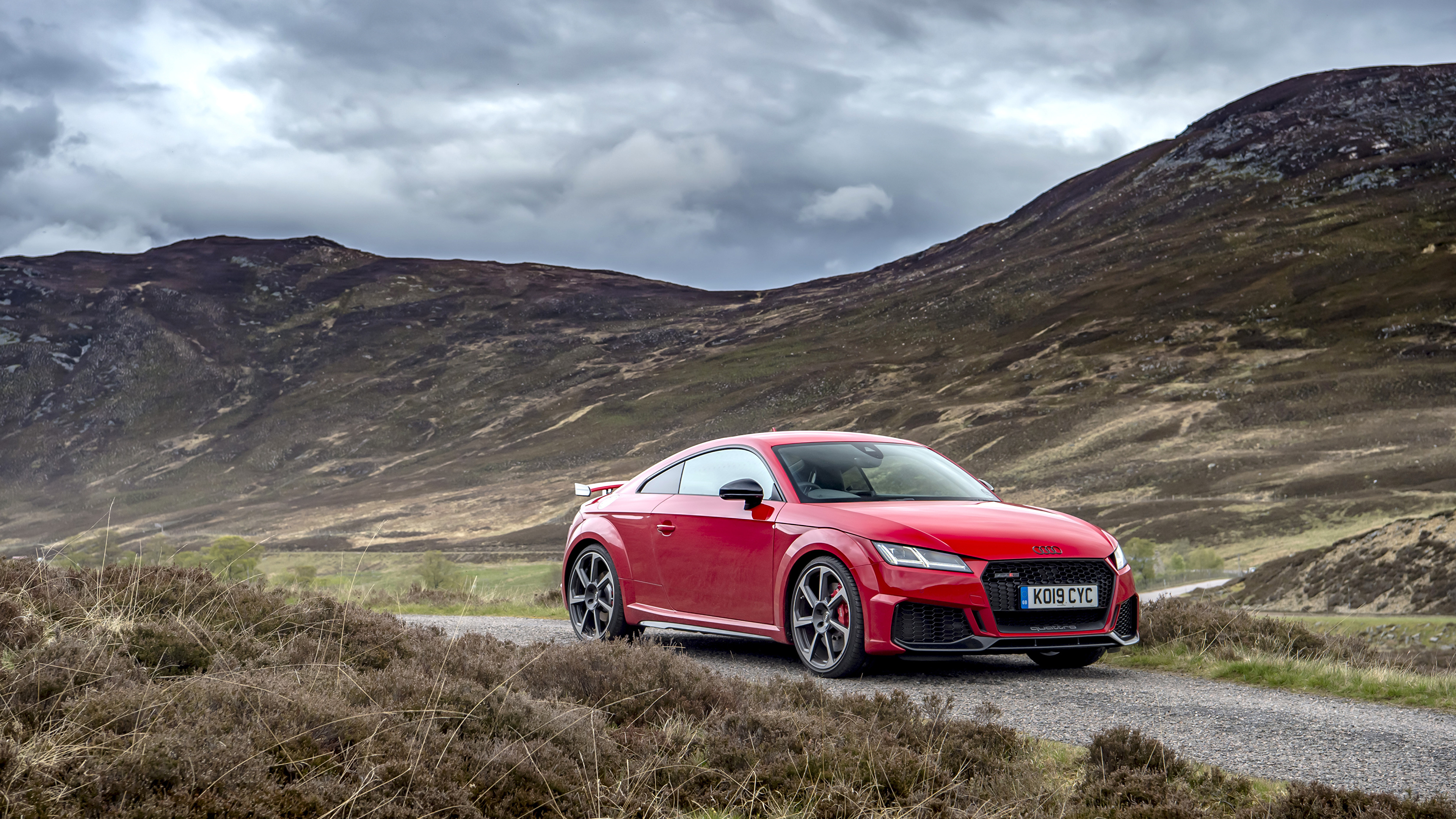 All New 2018 Audi Tt Rs Wallpaper Hd First Drive Coupe