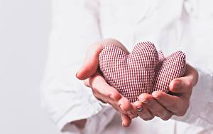 Image Fingers Valentine's Day Heart Hands
