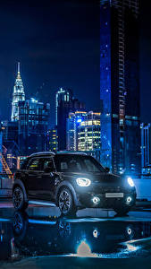 Fotos Mini Schwarz Metallisch 2020 Countryman S Blackheath auto