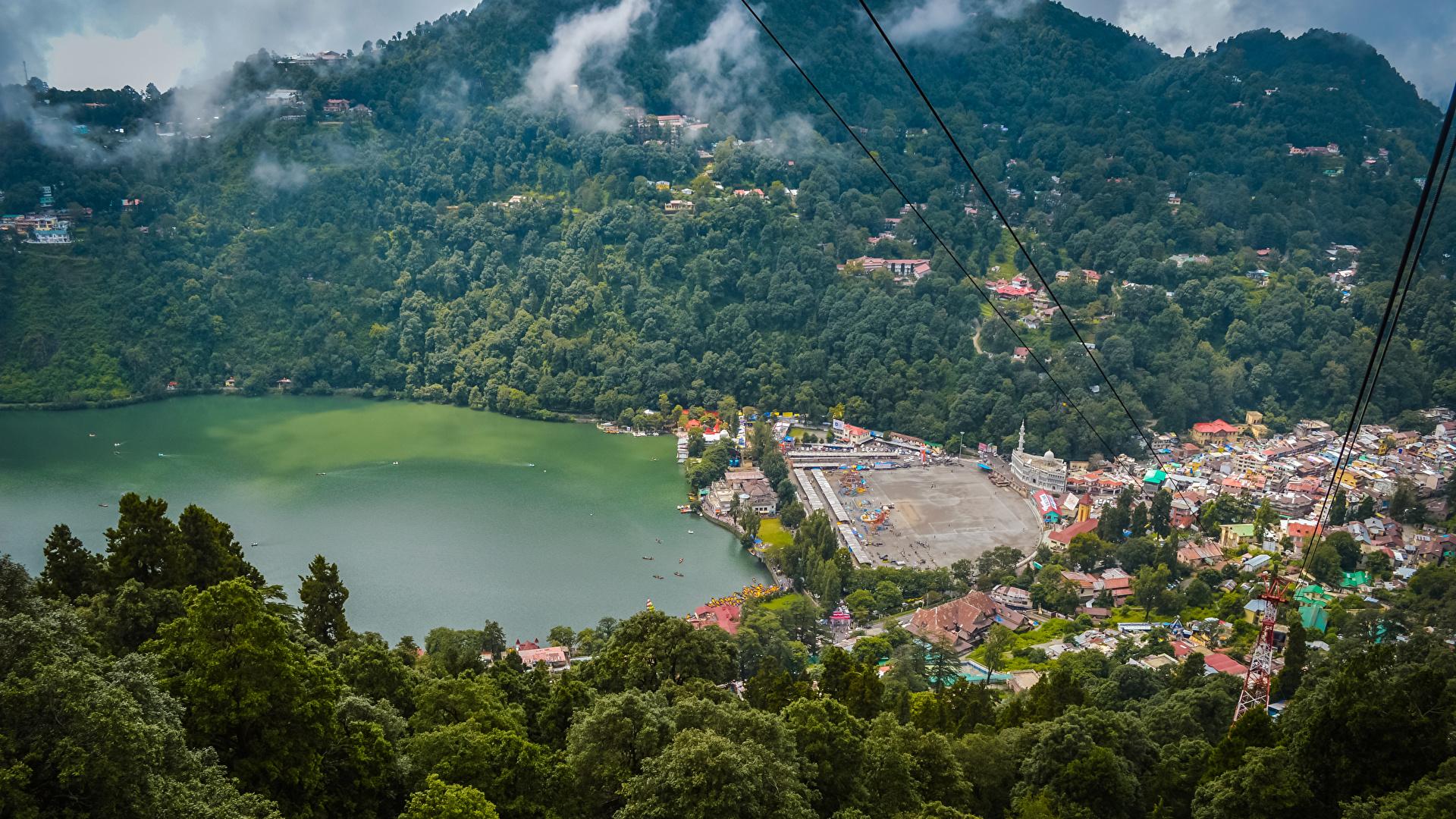 Nainital & lake tour lake, hd wallpapers & backgrounds download.