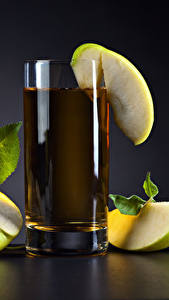 Hintergrundbilder Getränke Saft Äpfel