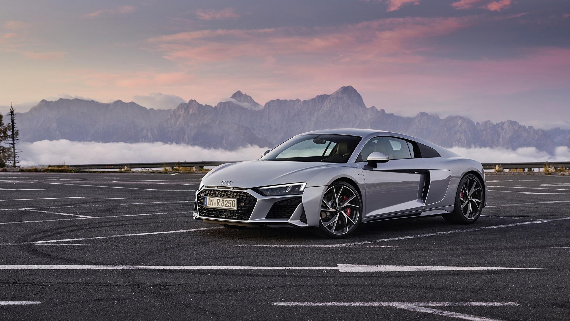 2020 Audi R8 Wallpaper
