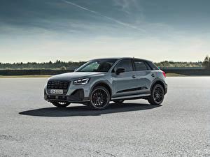 Photo Audi CUV Grey Metallic Side Q2 35 TFSI S line, 2020 automobile