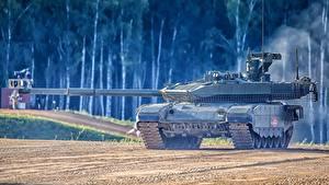Bilder Panzer T-90 Russisches T-90M Militär