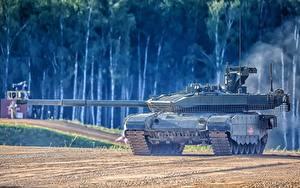 Wallpaper Tanks T-90 Russian T-90M Army