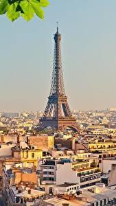 Bilder Frankreich Gebäude Paris Eiffelturm