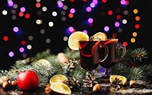 Hintergrundbilder Getränke Neujahr Weinglas Ast Lebensmittel