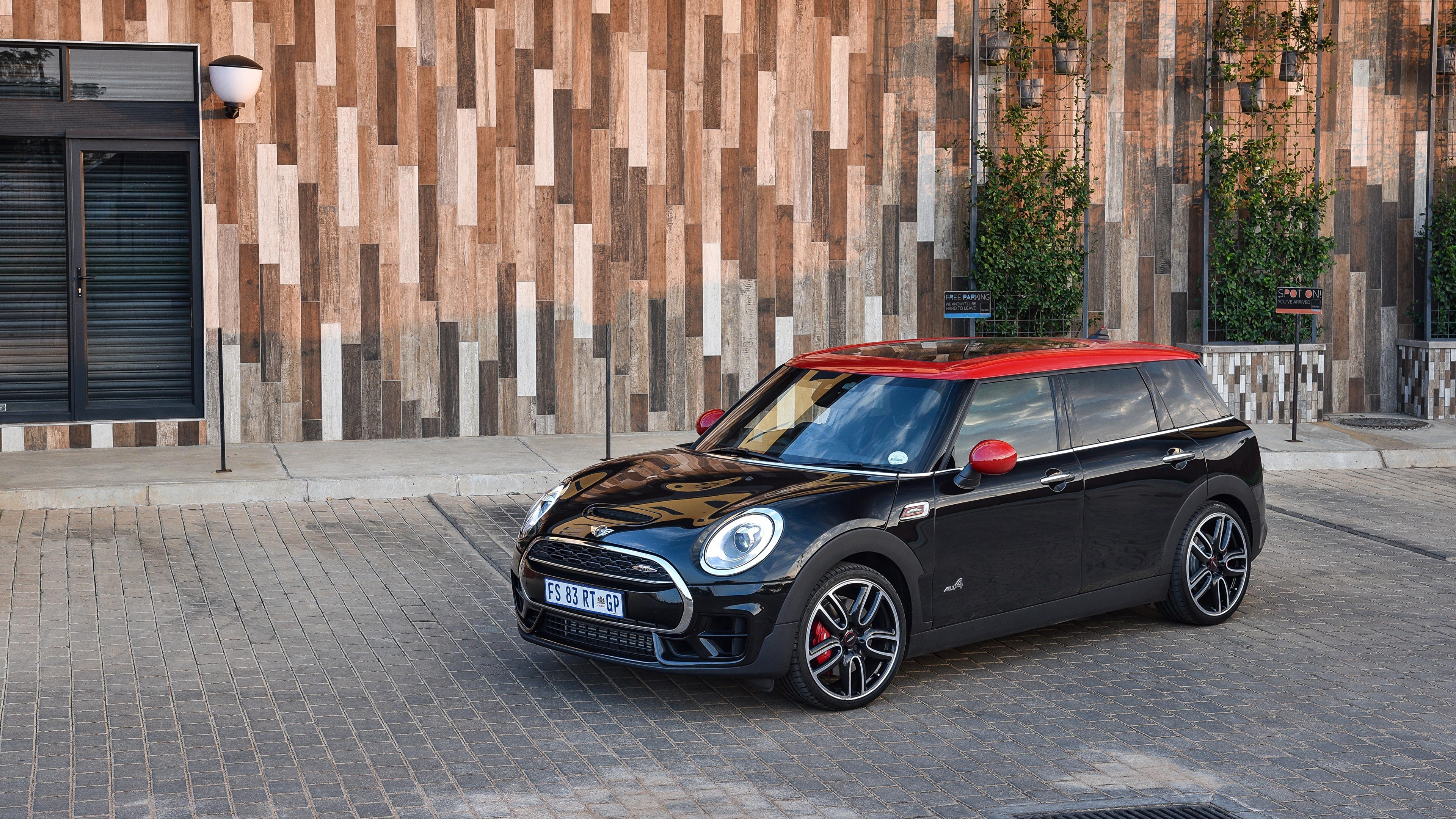 Mini 2017 John Cooper Works Clubman