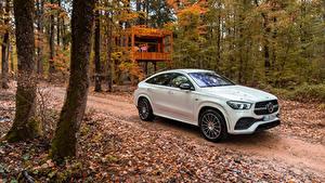 Hintergrundbilder Mercedes-Benz Weiß Metallisch Hybrid Autos  auto
