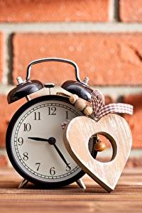Images Clock Alarm clock Heart