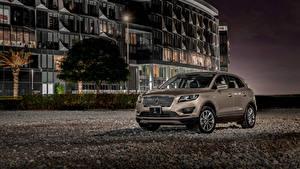 Bilder Lincoln Metallisch 2019 MKC Autos