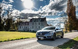 Fotos Renault Graue Metallisch Talisman, S-Edition, Worldwide, L2M automobil
