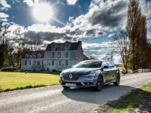 Fotos Renault Graue Metallisch Talisman, S-Edition, Worldwide, L2M automobil
