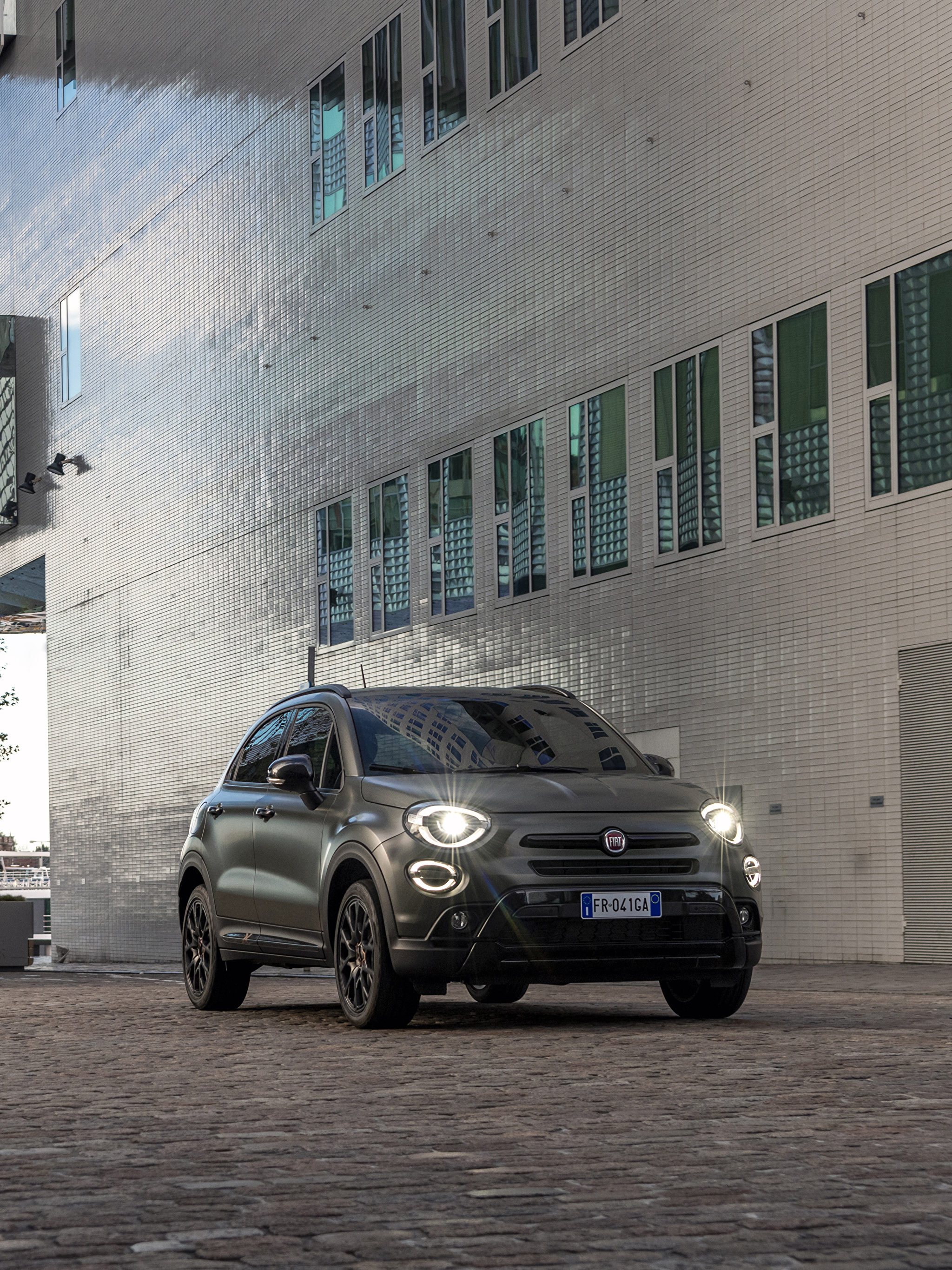 Foto Fiat 2019 500X Cross S-Design Autos 2048x2732