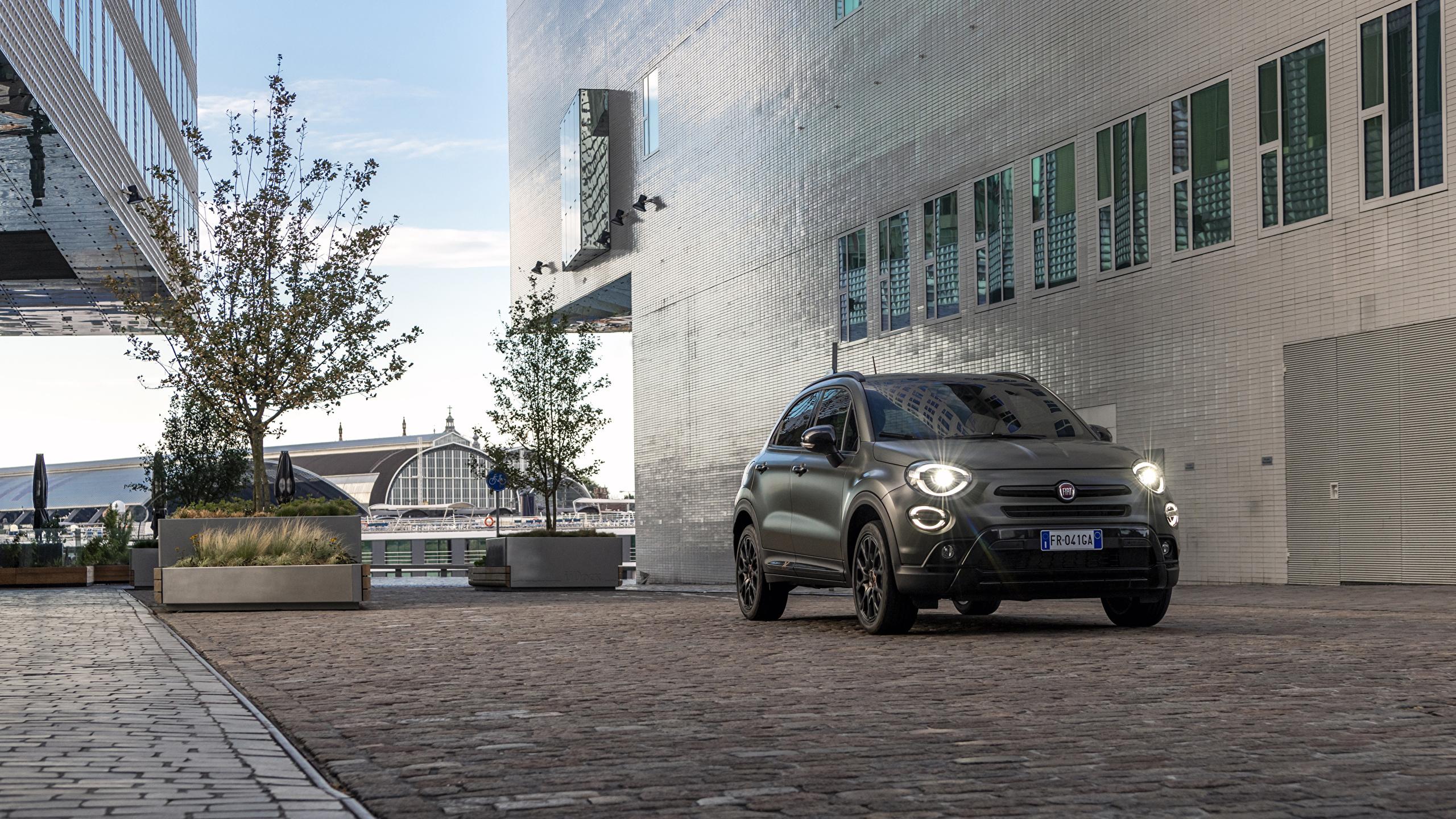 Foto Fiat 2019 500X Cross S-Design Autos 2560x1440