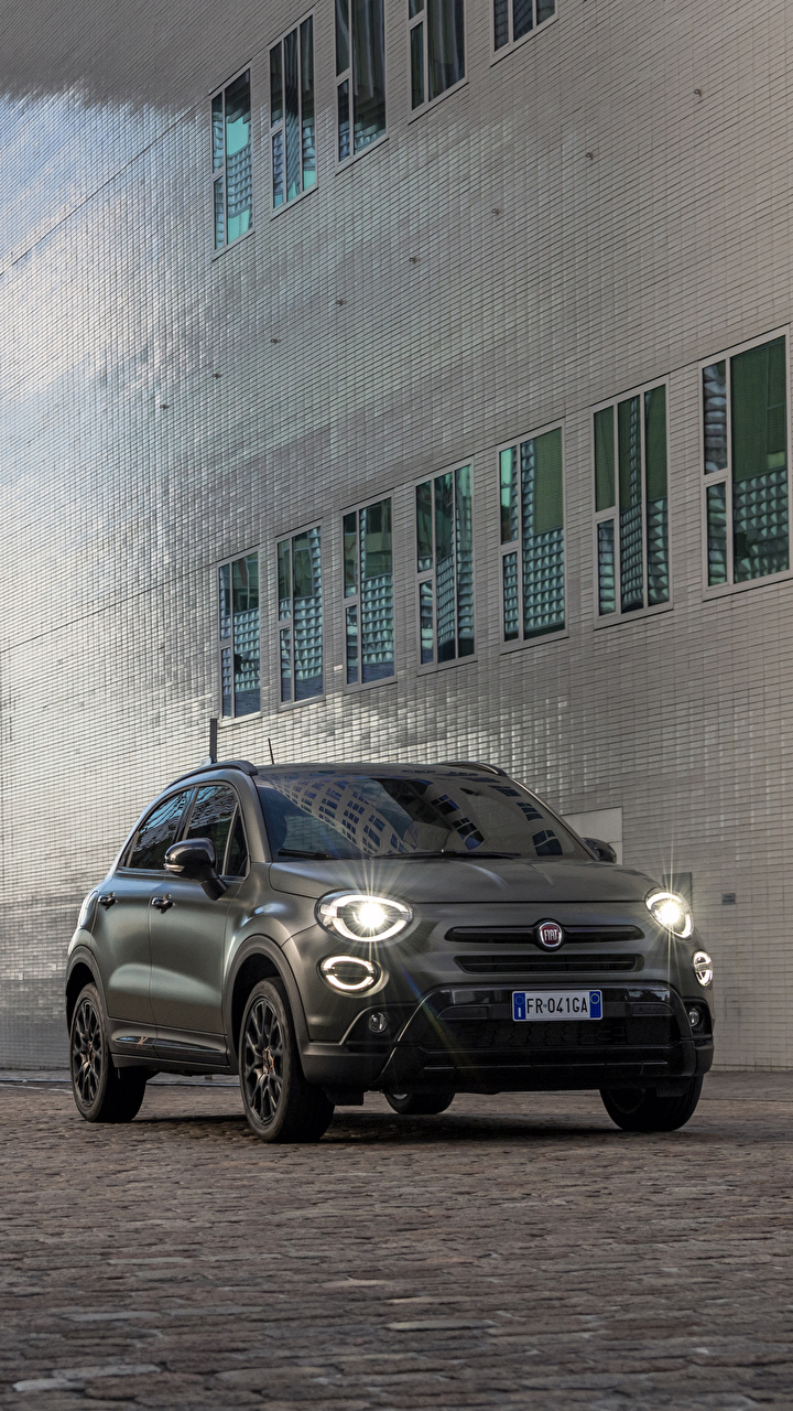 Foto Fiat 2019 500X Cross S-Design Autos 720x1280