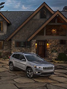 Bilder Jeep Graue 2019 Cherokee Limited auto