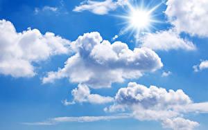 Image Sky Clouds Sun
